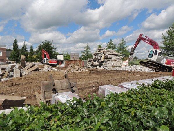 Fase twee nieuwbouw Meulenhof