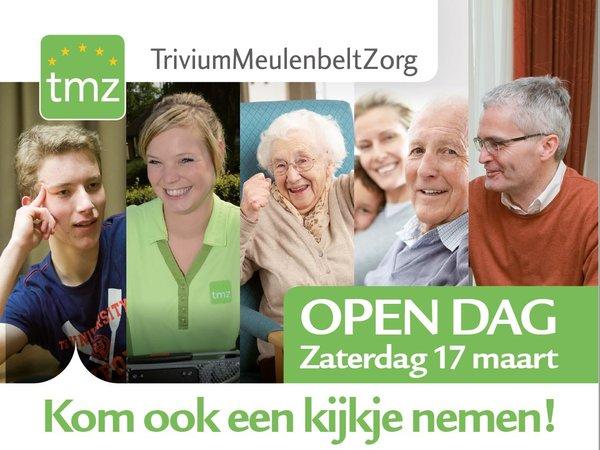 Open dag op zaterdag 17 maart