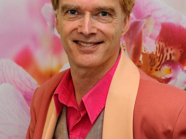 Optreden van Harald Veenstra in Het Borsthuis