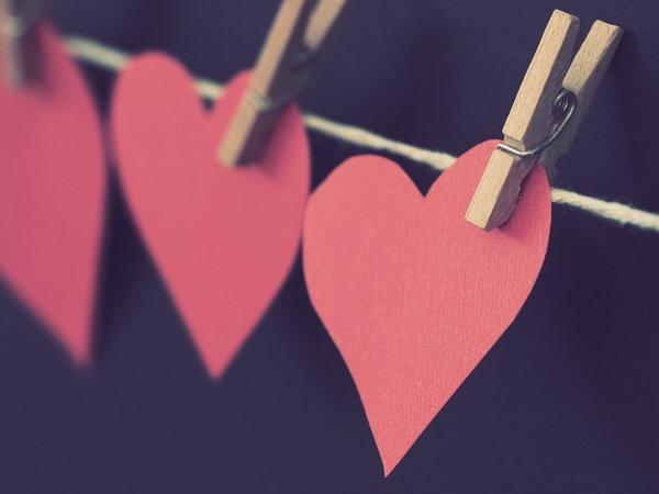 Hoe een simpel bericht harten kan stelen