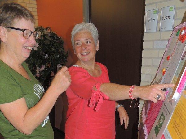 Irma en Ingrid 40 jaar in de zorg; 'Weet je nog…'