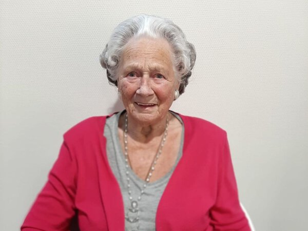 Mevrouw Smellinck (91): 'Dankbaar dat wij voor anderen wat mochten betekenen'