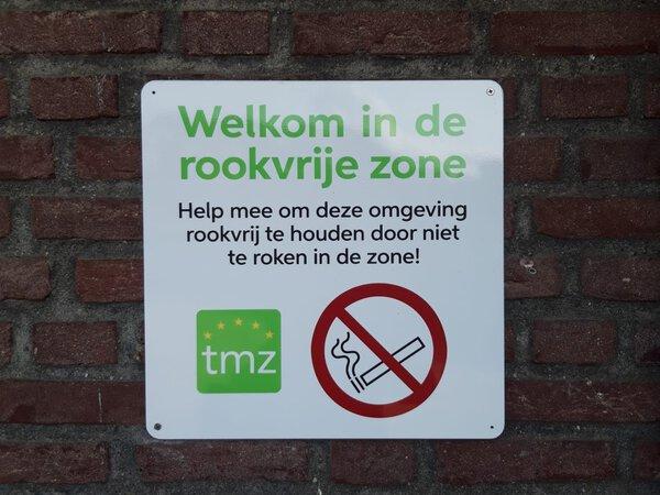 Rook(vrij) beleid