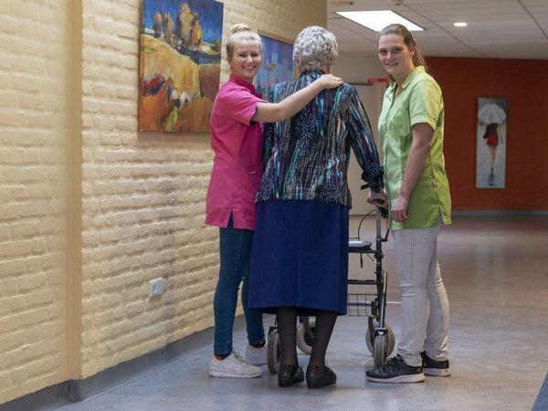 MBO Verpleegkundige, Overbruggingszorg RE067