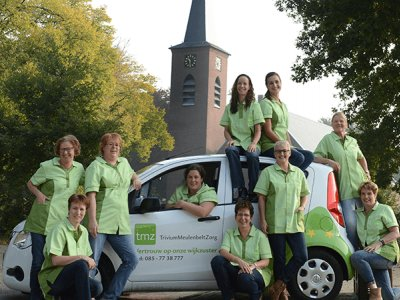 Wijkteam Bornerbroek